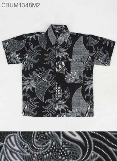 Kemeja Anak Batik Khorus ( 2 - 6 th)