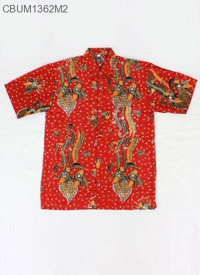 Kemeja Batik Anak Etnik
