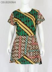 Dress Irene Span Motif Parang
