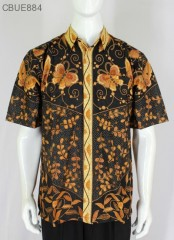 Kemeja Batik Pendek Blarak 9016