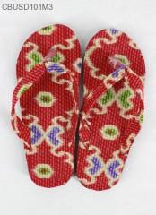 Sandal Spon Batik