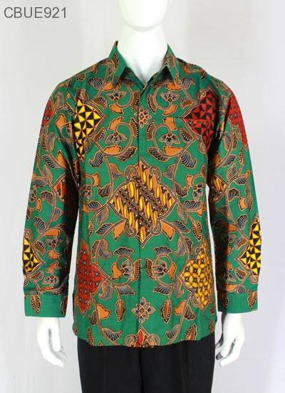 Kemeja Batik Panjang Blarak 9122