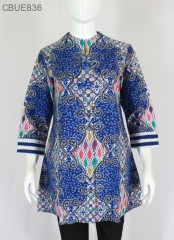Atasan Wanita Tunik Batik Blarak 9044