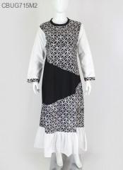 Gamis Batik Sopal Klasik
