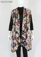 Outer Batik YKS Motif Bunga