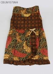 Dress Anak Tiara Motif Daun