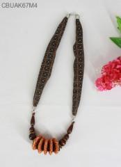 Kalung Batik Etnik Liliana