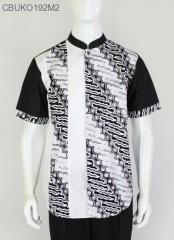 Koko Batik Sopal Klasik Hitam