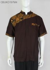 Koko Pendek Batik Kafa