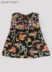 Dress Anak Perca Kotemporer K