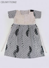 Dress Anak Perca Kotemporer M
