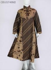 Gamis Hana Batik Klasik