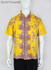 Hem Batik Couple Cibulan Melati