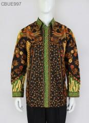Kemeja Batik Panjang Blarak 9109