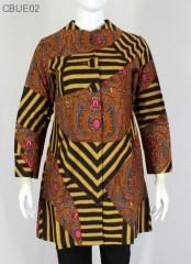 Tunik Batik Lengan Panjang Trikot Blarak