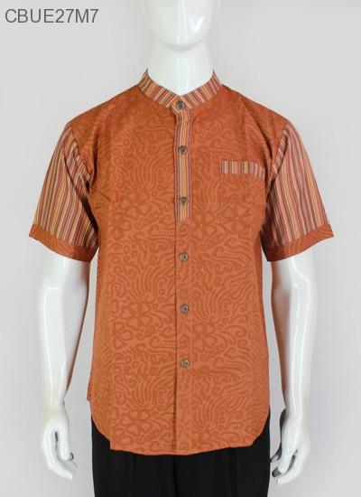 Koko Batik Lurik Warna Inara