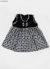 Baby Dress Batik Cap Katun Primis Ayodia