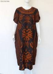 Daster Batik Kelelawar HAP Sogan Klasik