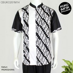 Koko Batik Ayodia Klasik Hitam