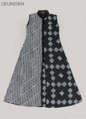 Outer Batik Anak Monochrome