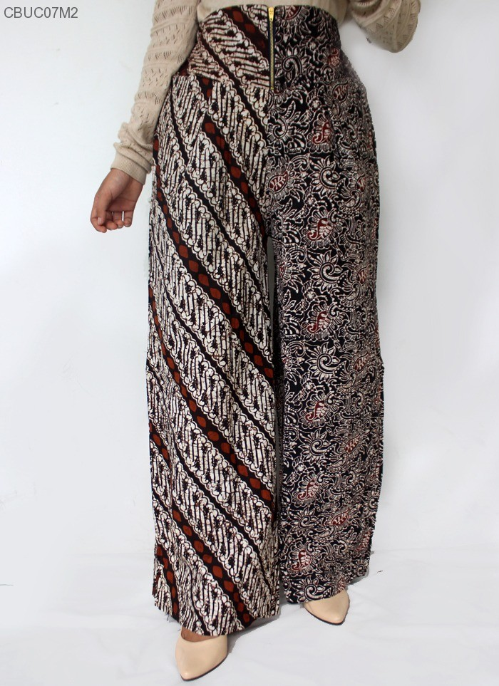 celana kulot batik 93569