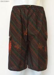 Celana Boim Tanggung Batik Santoso