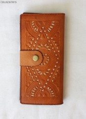 Dompet Mini Warna Ukir