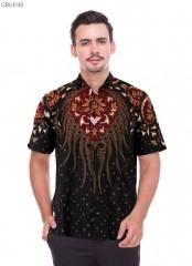 Hem Batik Blarak Motif AHY 5 Sancaka