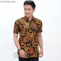 Hem Batik Couple Melati