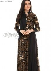 Gamis Exclusive Batik Blarak Modern Teratai (Limited Edition)