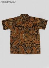 Hem Batik Anak Klasik