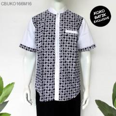 Koko Batik Katun Motif Kotemporer
