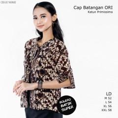 Bolero Sogan Batik Cap Batangan