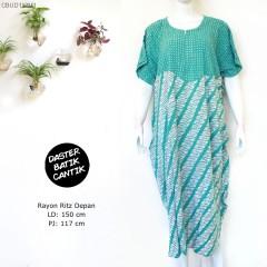 Daster Kelelawar Batik Seling Parang Nitik