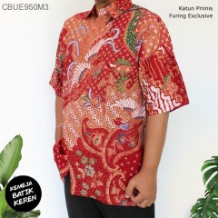 Hem Batik Furing  Primis Klasik