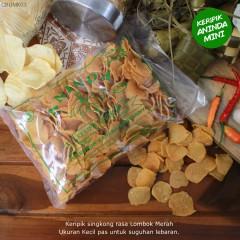 Keripik Singkong Aninda Mini Edisi Lebaran (0,5 kg)