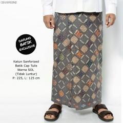 Sarung Batik Cap Tulis Exclusive