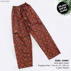 Celana Panjang Batik Baim Jumbo