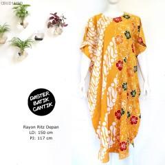 Daster Kelelawar Batik Motif Parang Seling