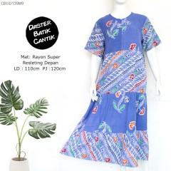 Daster Rayon Super Rempel Tumpuk