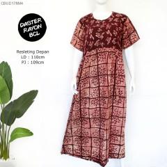 Dress Batik Cantik Rayon BCL