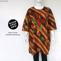 Tunik Batik Parang Kembang