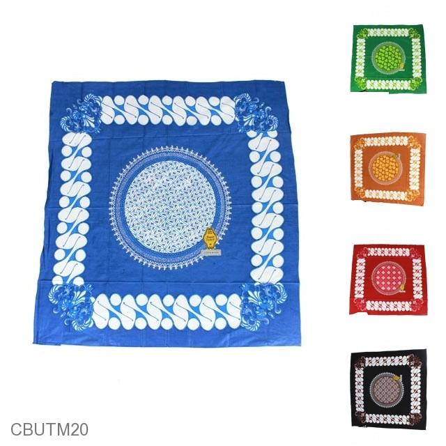 Taplak Meja Motif Parang Barong Taplak Meja Batik Murah